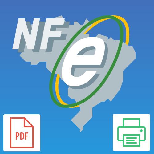 Impressão e Geração de PDF a partir de um arquivo XML de Nota Fiscal Eletrônica